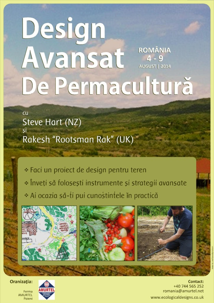 Poster_Advanced Permaculture Design_FINAL_RO