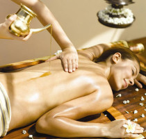 1 sedinta de masaj ayurvedic Abhyanga