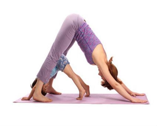 Yoga Copii si Parintii