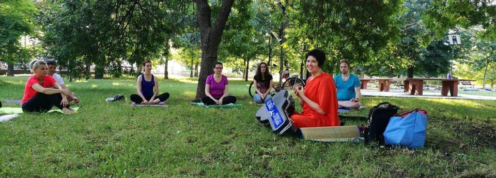 yoga bucuresti morningstar