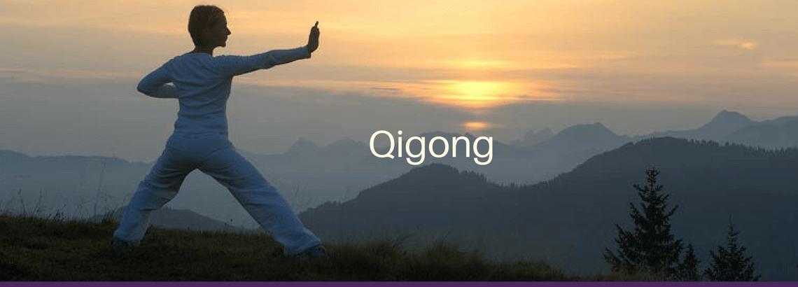 ONLINE Qi-gong